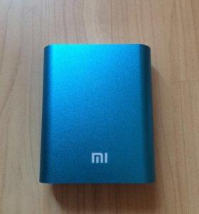 Портативный аккумулятор Xiaomi 10400 mah