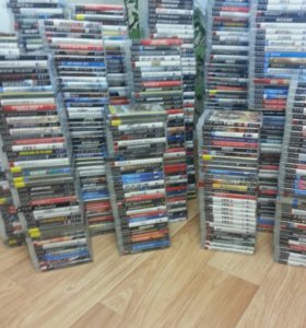Лицензионные диски на PS3 & Xbox 360