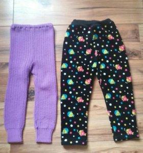 Детские штанишки на девочку(рейтузы)