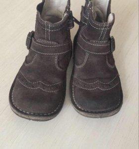 Ботинки 24 размер
