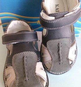 👉Новые сандалии из натуральной кожи