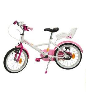 Детский велосипед для стильной девочки