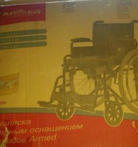 Инвалидная коляска.Новая