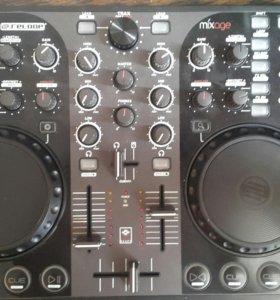 Dj-Контроллер reloop mixage