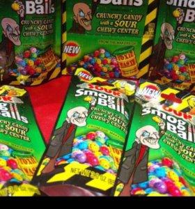 Кислые конфеты