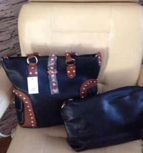 Сумка в сумке новая