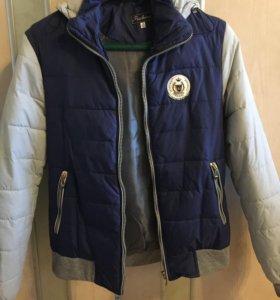 Новая осенняя куртка.Размер 42