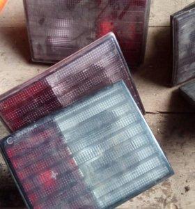 Ваз 2110 фонари в крышку багажника
