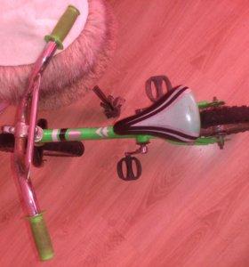 Велосипед до 3-4 лет