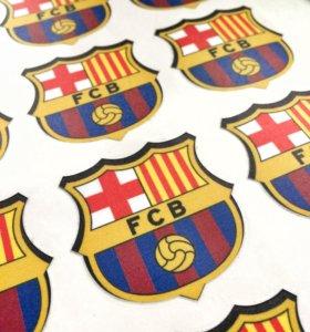 Наклейки футбольного клуба