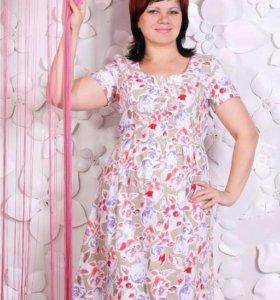 Продам новое платье 54-56 размера