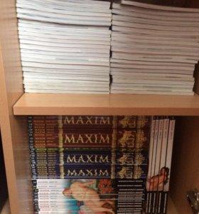 Продам журналы Men's Health и Maxim