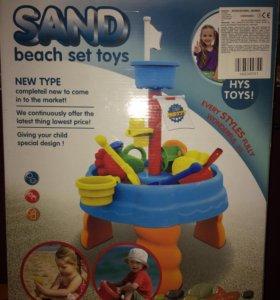 Столик песочница