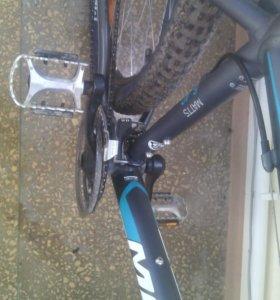 Велосипед мерида горный