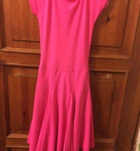 Бально-спортивное платье D1. длинна 76 см (новое)