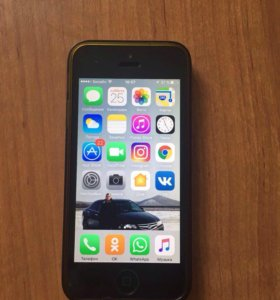 Айфон 5 16 GB Black