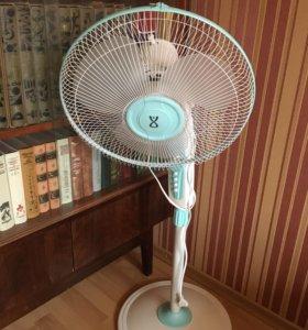 Вентилятор рабочий, неск режимов
