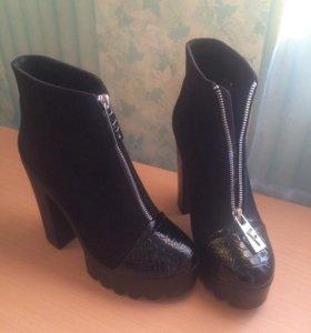 Обувь!Новые! 38р