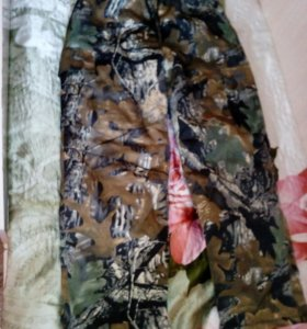 Теплые мужские НОВЫЕ штаны