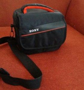 Сумка Sony для фотоаппарата