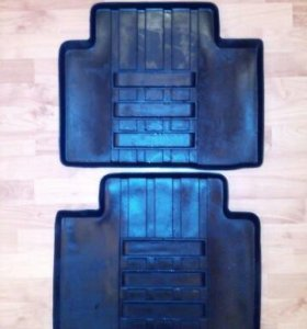 Оригинальные коврики в салон Nissan x-trail t32