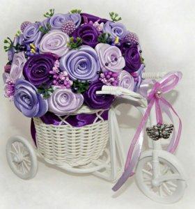 Интерьерный велосипед