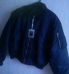 Новая куртка, штурман.56-58р