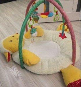 Детский коврик-манеж овечка ELC от 0
