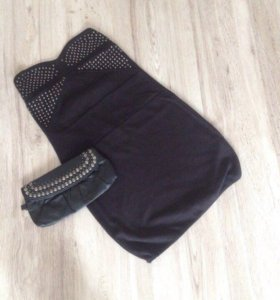 Платье + клатч