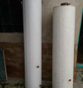Титан дровяной (нагревательный бак)
