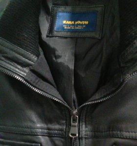 Новые муж.куртки из нат.кожи