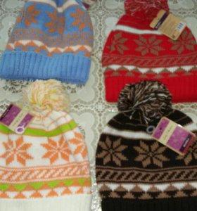 Новые шапки весна осень