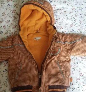 Куртка+комбинезон зима