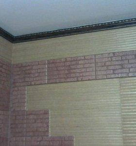 Ремонт квартир, стены, кафель.