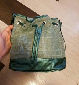Новый рюкзачек