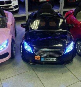 Электромобиль Mercedes Benz E класса