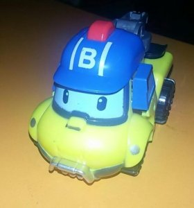 Игрушка Поли робокар
