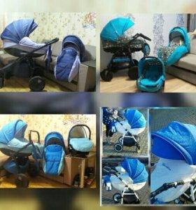 Детские коляски 2в1 и 3в1