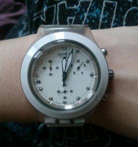 Часы Swatch б/у