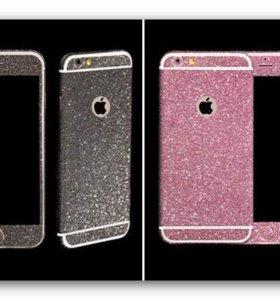 Iphone 5 ,6 декоративная плёнка