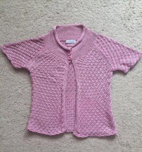 Пуловер платье водолазка