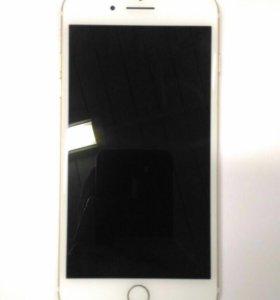 Айфон 7 + 32гб золотой
