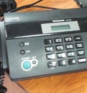 Продаю в идеальном состоянии факс Panasonic KX-982