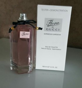 Flora by Gucci Gorgeous Gardenia, 100ml (тестер)