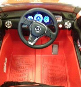 Электромобиль Mercedes