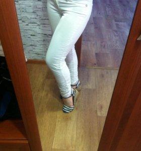 Белые брюки (джинса)👖Стерлитамак- Стерлибашево 🌍