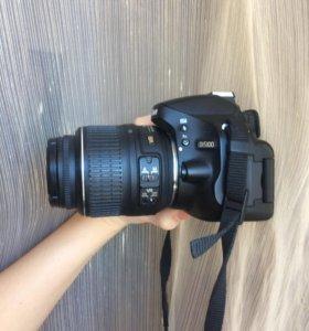 Nikon D5100 kit 18-55