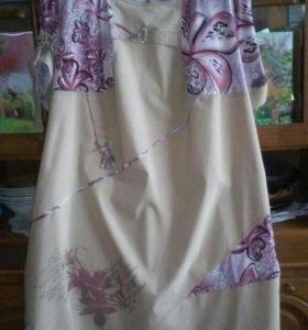 Платье р.60 и более
