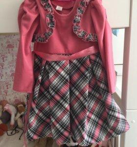 Платье для девочки на 2-3 года