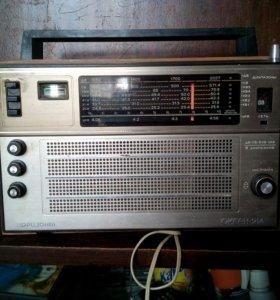 Радио приёмник океан-214